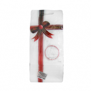 P0892半斤牛軋糖包裝袋100入(蝴蝶結)
