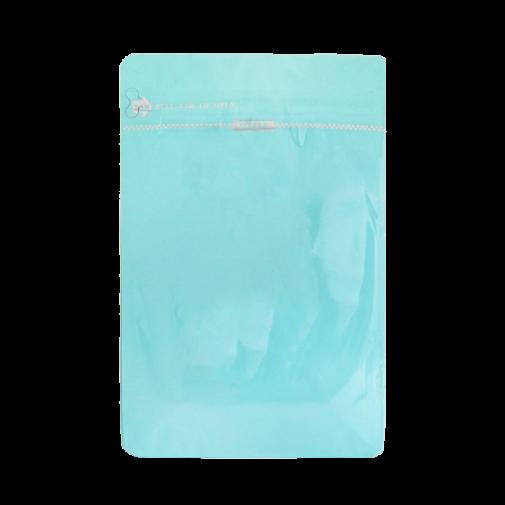 鋁箔夾鏈平底袋0.5磅(10入)-多色可選