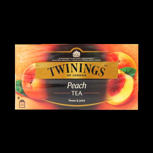 唐寧香甜蜜桃茶包2G*25入