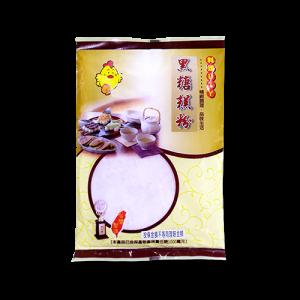 仙知味黑糖糕粉500g