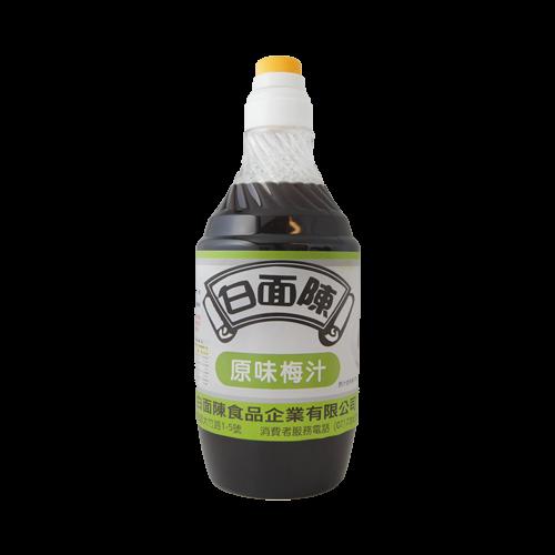 白面陳酸梅濃縮原汁(原味)2kg