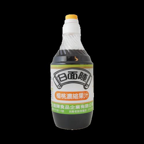 白面陳楊桃濃縮汁(甜)2kg