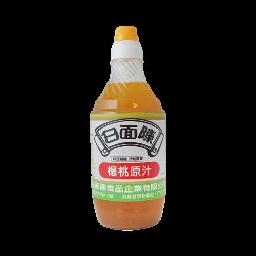 白面陳楊桃原汁(鹹)1.6kg
