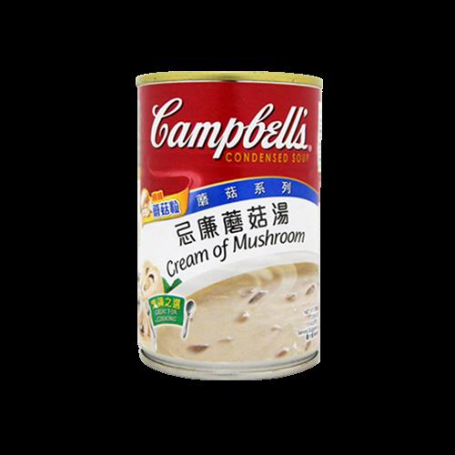 金寶奶油蘑菇濃湯295g(10.4OZ)