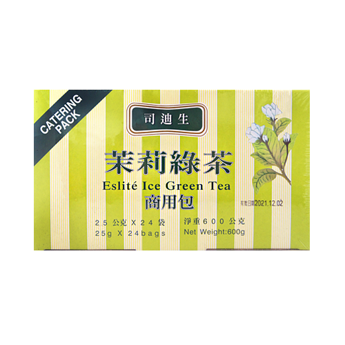 司迪生.綠茶包(商用包)25g*24入