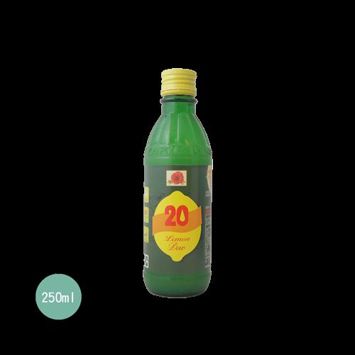 仰南檸檬果露250ml