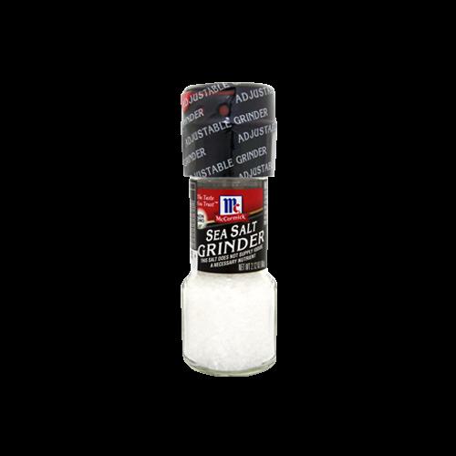 味好美自磨式純淨海鹽60g(2.12OZ)