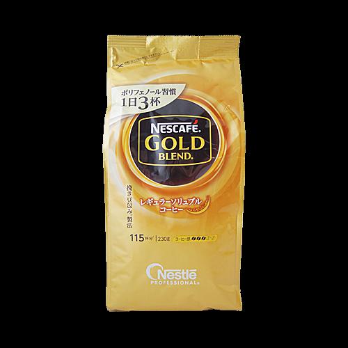 雀巢金牌咖啡230G(袋裝)