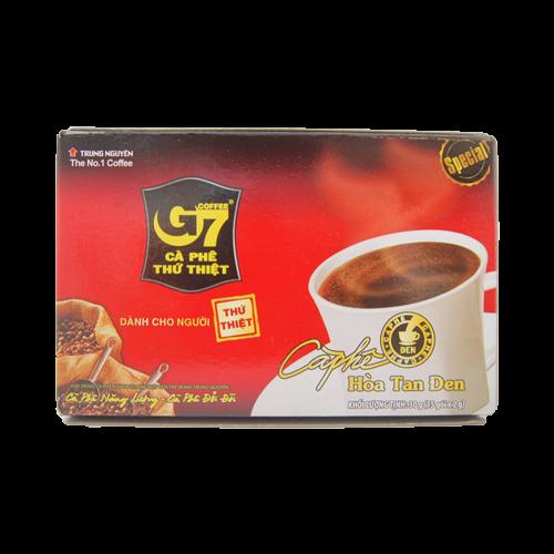 G7即溶黑咖啡15入