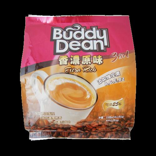 巴迪三合一咖啡-香濃原味濃25入