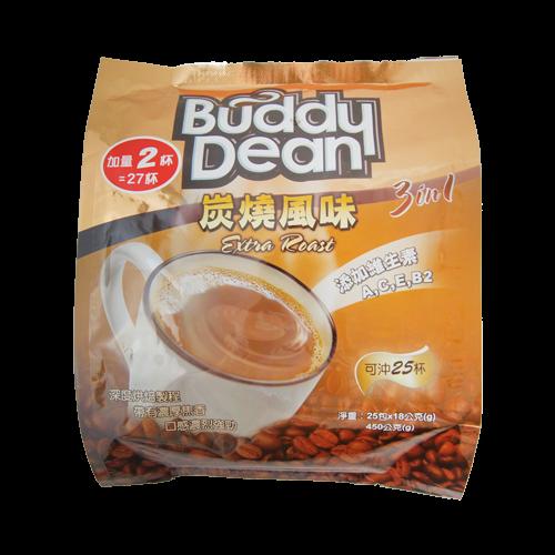 巴迪三合一咖啡-炭燒風味25入