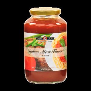 美味大師義大利麵醬(義式肉醬)720g