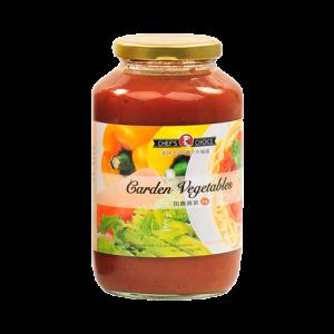 美味大師義大利麵醬(素食)720g