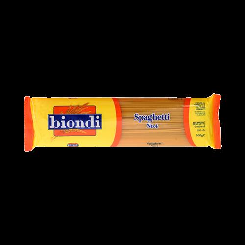 Biondi義大利直麵500g
