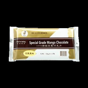 正慧H&C特級芒果巧克力片裝1KG