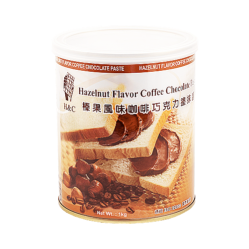 正慧H&C榛果咖啡抹醬1kg