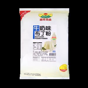 惠昇牛奶布丁粉1kg