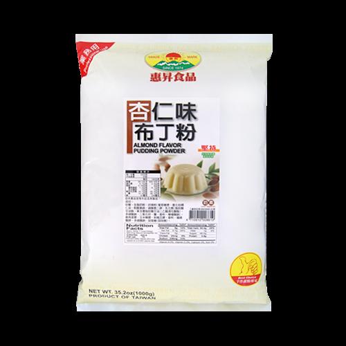 惠昇杏仁布丁粉1kg