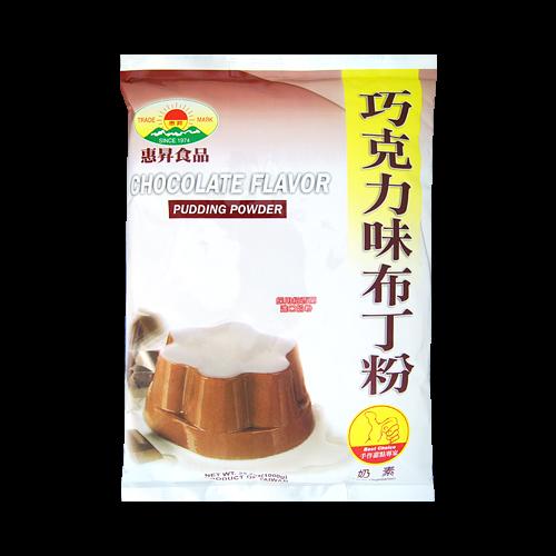 惠昇巧克力布丁粉1kg