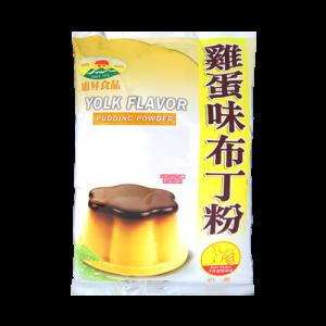 惠昇雞蛋布丁粉1kg