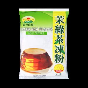惠昇綠茶凍粉1kg