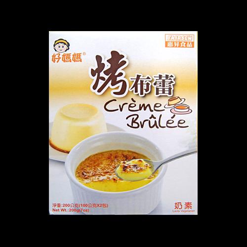 惠昇好媽媽烤布蕾粉100g*2包