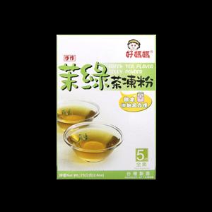 惠昇好媽媽茉綠茶凍粉75g