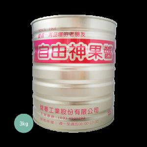 自由神土司草莓醬3kg