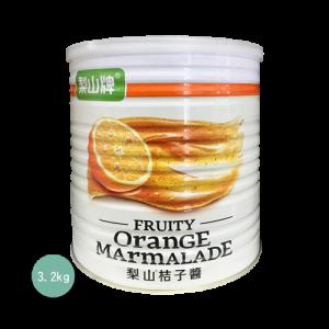梨山桔子醬3.3kg