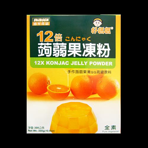 惠昇好媽媽12倍原味蒟蒻果凍粉300g