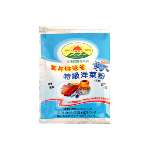 惠昇洋菜粉10g