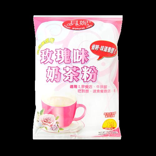 惠昇玫瑰味奶茶粉1kg