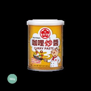 牛頭牌咖哩炒醬