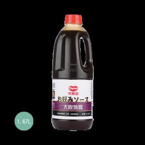 可果美大阪燒醬1.6L