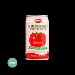 可果美蕃茄汁(含鹽)340mL