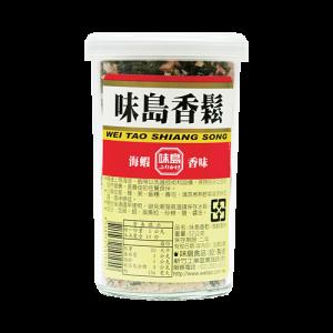 味島香鬆罐(海蝦)52g
