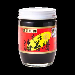 配飯良友-味島香菇海苔醬190g