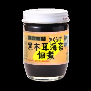 配飯良友-味島黑木耳海苔醬190g