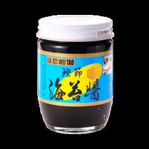 味島鰹節海苔醬190g