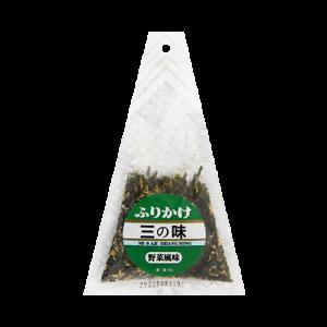 味島香鬆野菜45g-三角袋