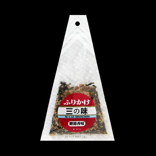 味島香鬆鰹節45g-三角袋