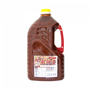 成功香辣醬(中辣)2.6kg