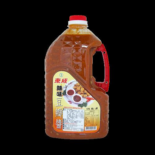 東成3號辣豆瓣醬3L