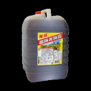 東成美味露醬油膏5L