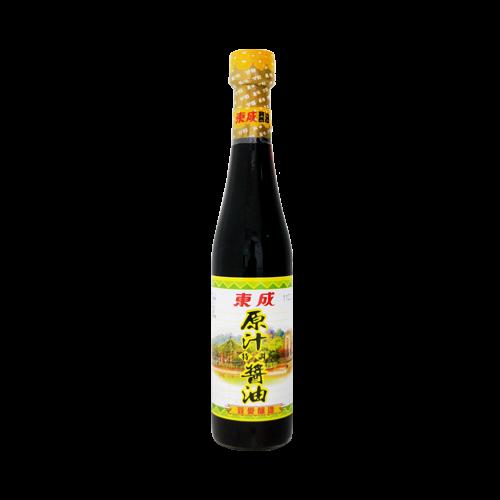 東成原汁特調醬油430ml