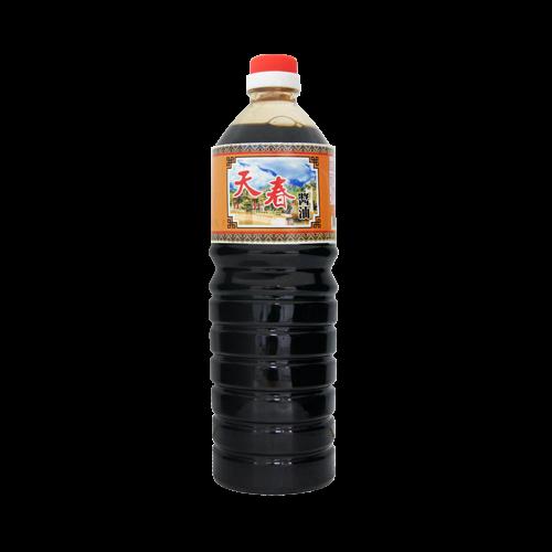 東成天春醬油1L
