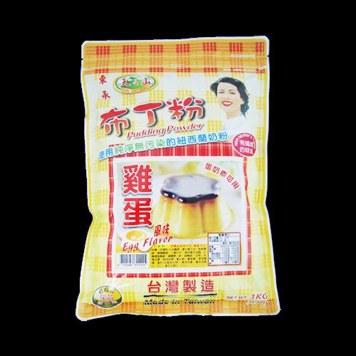 東承天之山雞蛋布丁粉1kg
