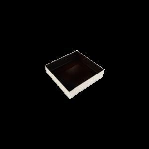 三能 SN1128鋁合金不沾烤盤20*20*5cm