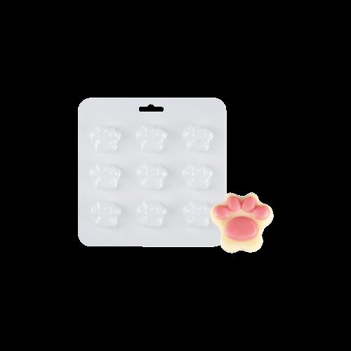 會員優惠-SN30824貓爪巧克力模9入(2片裝)