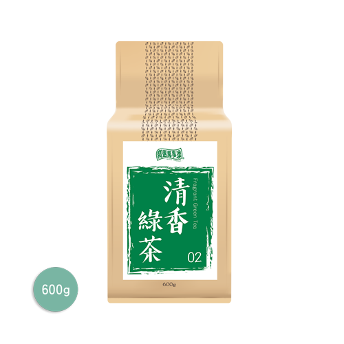 雙月促銷3件9折-精選.清香綠茶(02)1斤